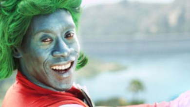 Photo of Don Cheadle is Captain Planet!!!!