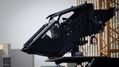 Photo of On the Set: The Dark Knight Rises in Los Angeles