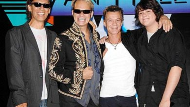 Photo of Van Halen Announces 2012 Tour Schedule