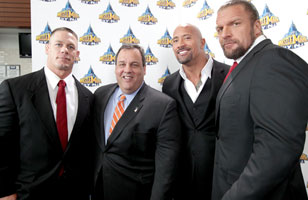 Photo of 2013 WWE Wrestlemania To Be Held In New York/New Jersey