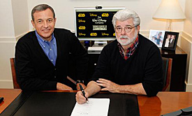 Photo of Walt Disney Company Acquires Lucasfilm, New Stars Wars Film in 2015