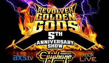 Photo of 5th Annual Revolver Golden Gods Awards Show Details Announced At Hard Rock Hollywood