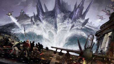 Photo of Legendary Pictures Releases Godzilla Concept Art