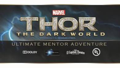 Photo of Marvel's THOR: THE DARK WORLD  ULTIMATE MENTOR ADVENTURE