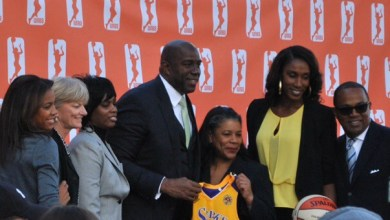 Photo of Magic Comes To The Los Angeles Sparks With New Ownership Group