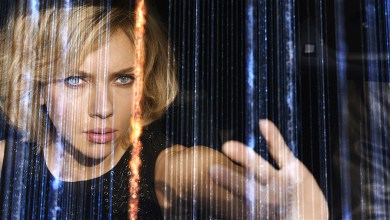 Photo of First Look: Scarlett Johansson in Lucy