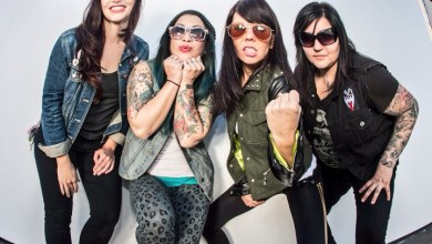 Photo of Bad Cop/Bad Cop Hit A Grand Slam On First EP Boss Lady thru Fat Wreck Chords