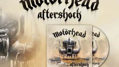 Photo of MOTÖRHEAD Reveals Limited Special Edition 'Aftershock' Picture Disc Vinyl for Record Store Day 2014