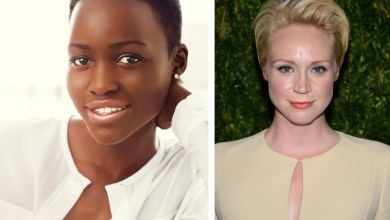 Photo of LUPITA NYONG'O AND GWENDOLINE CHRISTIE ADDED TO STAR WARS EPISODE VII CAST
