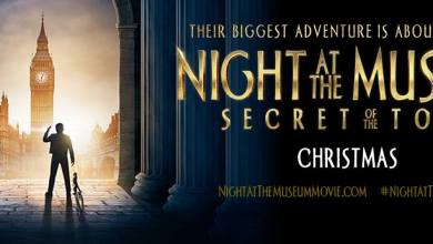 Photo of First Look: Night at the Museum: Secret of the Tomb