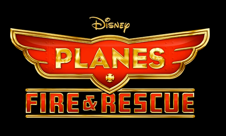 Planes: Fire and Rescue Movie