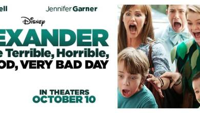 Photo of Film Review:  Alexander and the Terrible, Horrible, NO GOOD,VERY BAD DAY