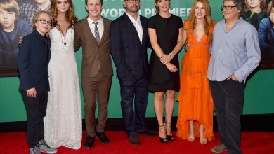 Photo of Alexander's Very Bad Day World Premiere's In Hollywood