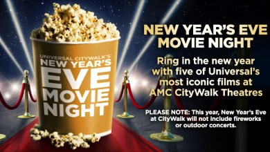 Photo of Ring In The New Year at Universal CityWalk!