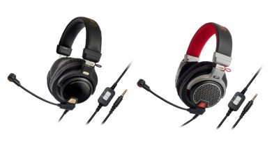 Photo of Audio-Technica Debuts New SonicSport Headphones, Gaming Headsets, & Turntables