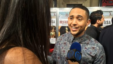 "Photo of Tahj Mowry ""Dancing Alone"" But Not For Too Long!"