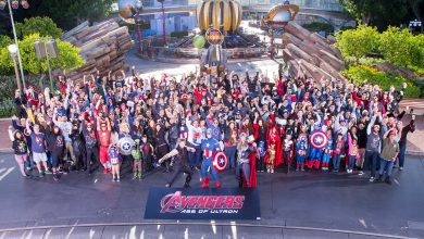 Photo of Disneyland Fan Event for Marvel's Avengers: Age Of Ultron