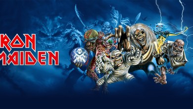 Photo of IRON MAIDEN CATALOG NOW MASTERED FOR iTUNES