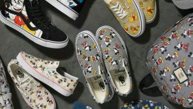 Disney Collection Vans