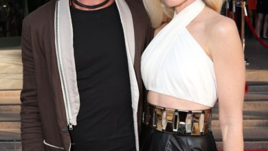 Photo of A Friendly Parting for Gwen Stefani and Gavin Rossdale