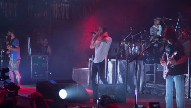 Photo of Incubus and Deftones Rock Thousands at Irvine Meadows