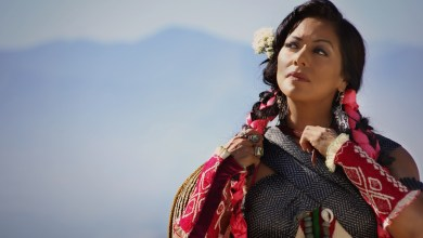Photo of Lila Downs to Headline the 16th Annual Dia De Los Muertos Festival