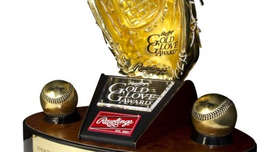 Photo of 2015 Rawlings Gold Glove Award Winners Announced