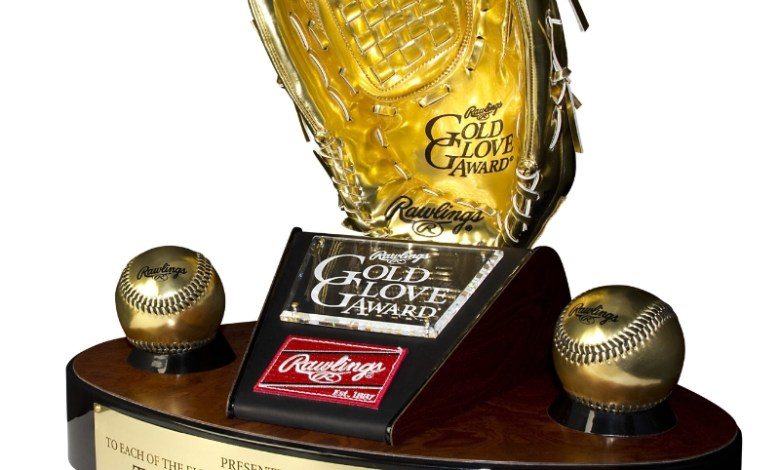 Rawlings Sporting Goods Company trophy - photo