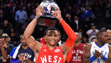 RUSSEL NBA All-Star Game