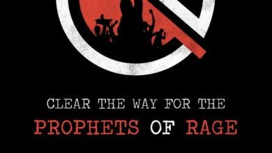 Photo of Rage Against The Machine Website ProphetsofRage.com is Live