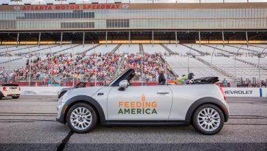 Photo of Mini Owners Motor Across The Country To Provide 800,000 Meals
