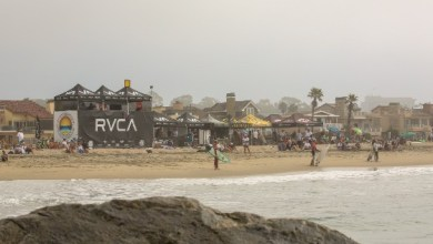 Photo of RVCA PRO JUNIOR SET FOR BIG START IN NEWPORT BEACH