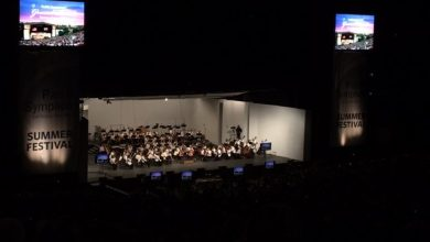 "Photo of Pacific Symphony leaves Irvine Meadows with ""Tchaikovsky Spectacular"""