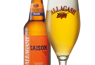 """Photo of Allagash Brewing Company receives """"Partner of the Year"""" Award at National Beer WholeSalers Association Convention"""