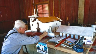 Photo of Knott's Berry Farm to revive California Missions models