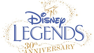 Final Disney Legends 30th logo