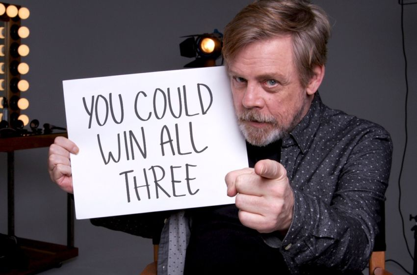 Star Wars Mark Hamill OMAZE-850x560