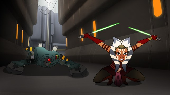 Star Wars Forces of Destiny Lucasfilm