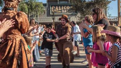 Photo of ADVENTURES AWAIT IN THE LIVELY TOWN OF CALICO AS  GHOST TOWN ALIVE! RETURNS TO KNOTT'S BERRY FARM MAY 27