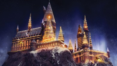 Photo of Universal Studios Hollywood Announces 'Christmas in The Wizarding World of Harry Potter' Coming in November 2017