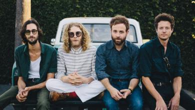 Photo of Interview with Dawes at Arroyo Seco Weekend