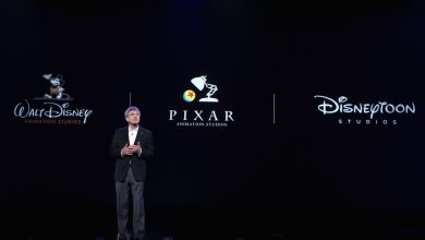 Photo of WALT DISNEY AND PIXAR ANIMATION STUDIOS  COME TOGETHER AT D23 EXPO