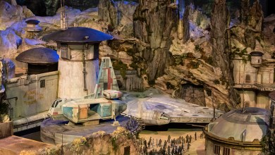 Photo of Chairman Bob Chapek gives a sneak peak into Star Wars Land