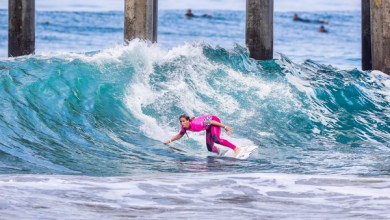 Photo of QUARTERFINALISTS DETERMINED AT VANS US OPEN OF SURFING