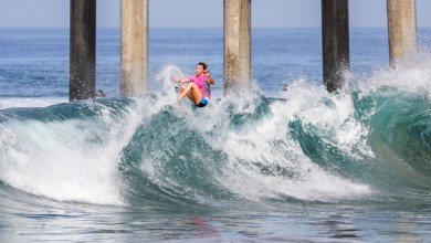 Women's VANS US Open of Surfing