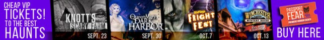 Passport To Fear presented by Horrorbuzz.com and MUSE