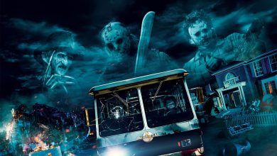Photo of Titans of Terror and Titans of Terror Tram Announced For Halloween Horror Nights