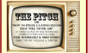 Photo of Paul Rodriguez and Mike Gomez Talk About New Play, The Pitch