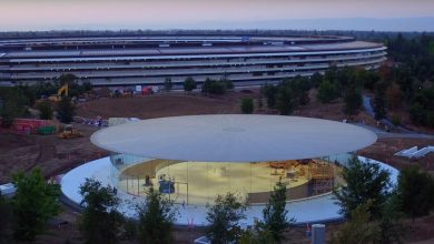 Photo of Apple Announces New Products at Steve Jobs Theater at Apple Park
