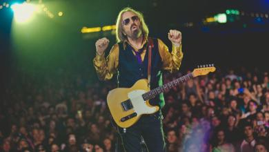 Tom Petty at the Arroyo Seco Music Festival